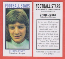 Tottenham Hotspur Chris Jones